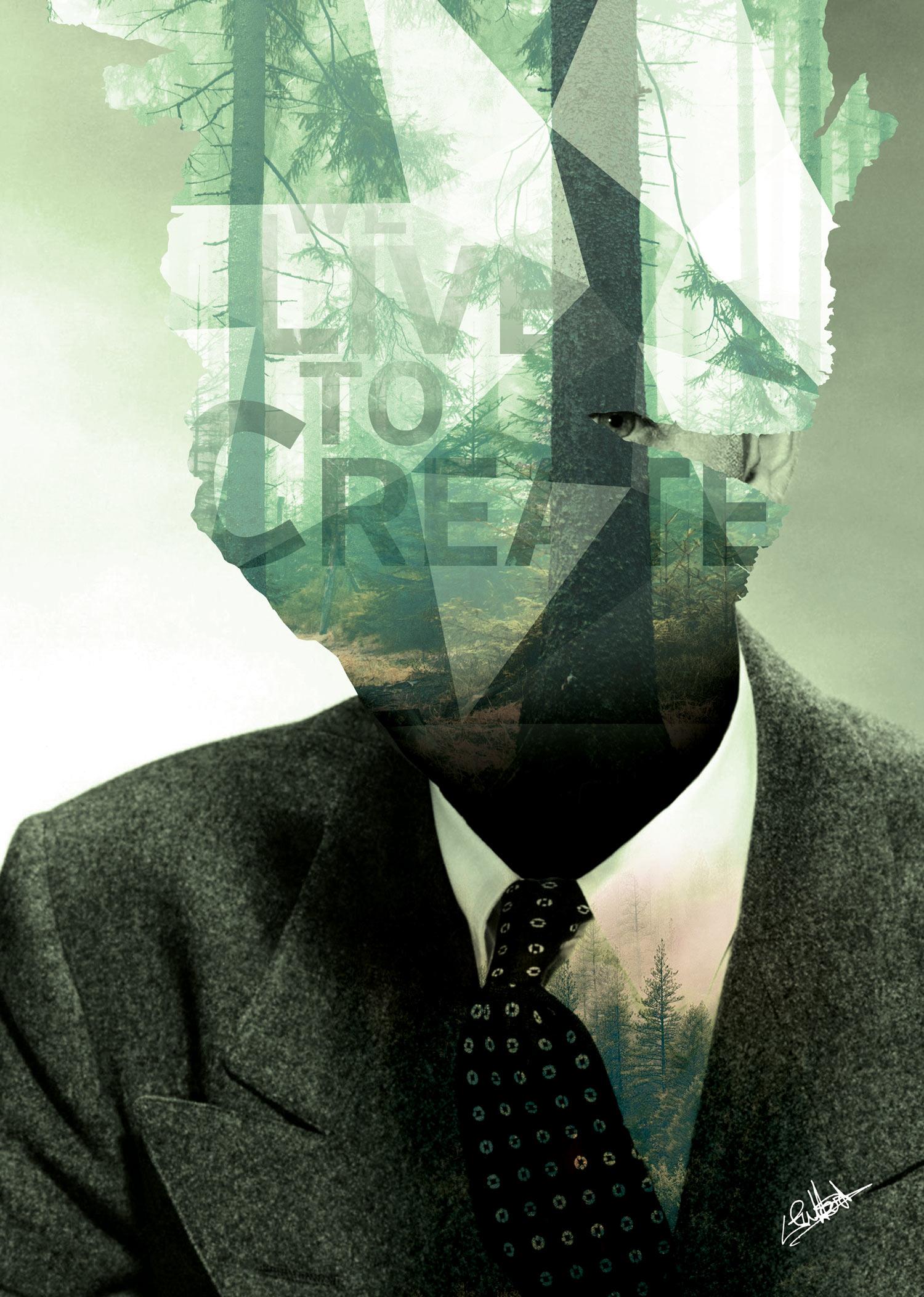 We live to create