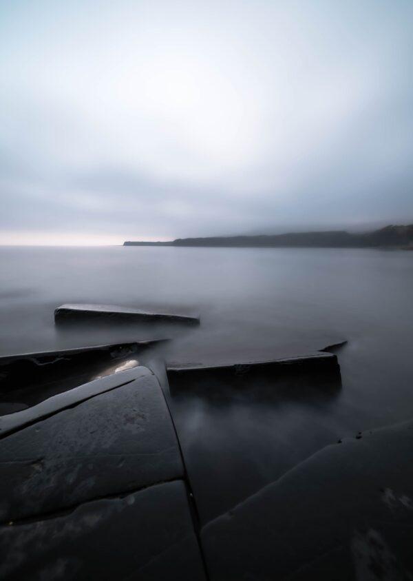 Kimmeridge | A Foggy Day