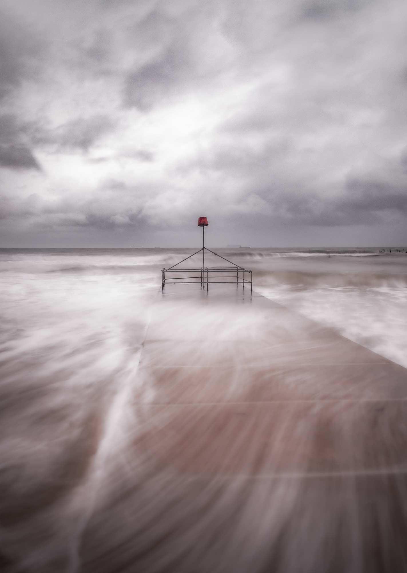 Bournemouth Beach | Stormy 2020